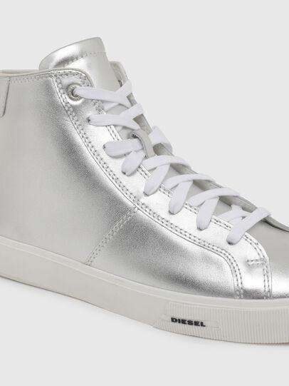 Diesel - S-MYDORI MC W, Silber - Sneakers - Image 4