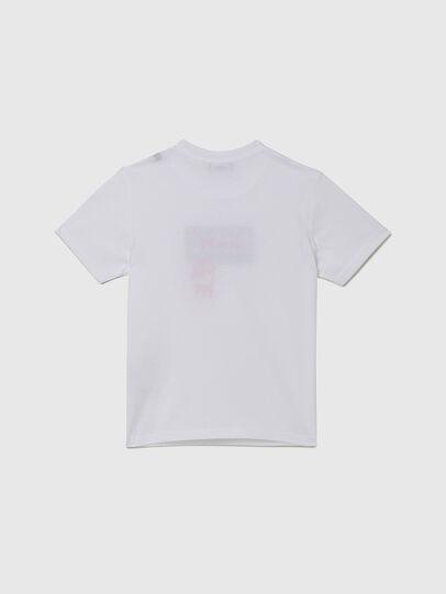 Diesel - TUDARICAT, Weiß - T-Shirts und Tops - Image 2