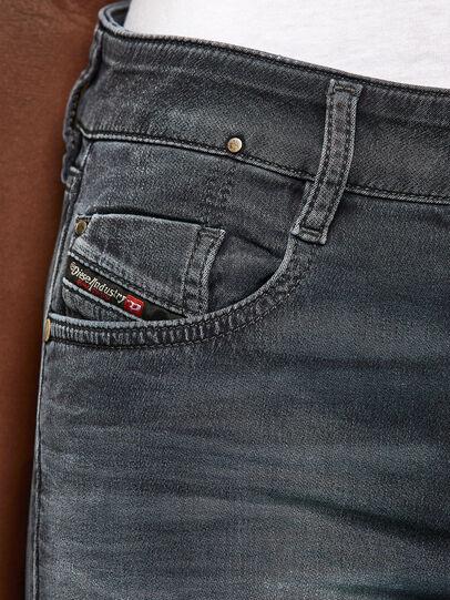 Diesel - D-Ollies JoggJeans® 069QA, Schwarz/Dunkelgrau - Jeans - Image 3