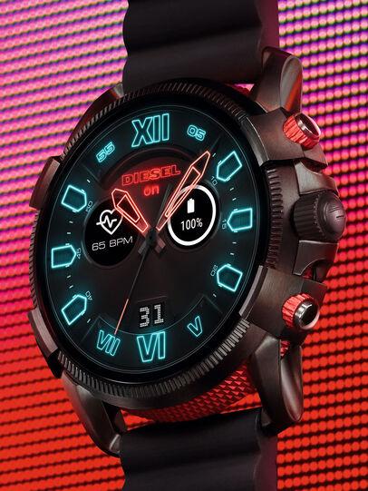Diesel - DT2010, Schwarz - Smartwatches - Image 2
