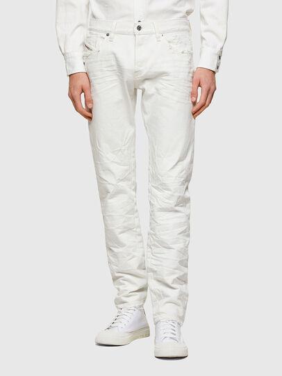 Diesel - D-Kras 0HBAJ, Weiß - Jeans - Image 1