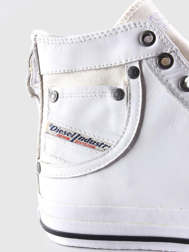 Diesel - EXPOSURE IV W, Weiß - Sneakers - Image 5