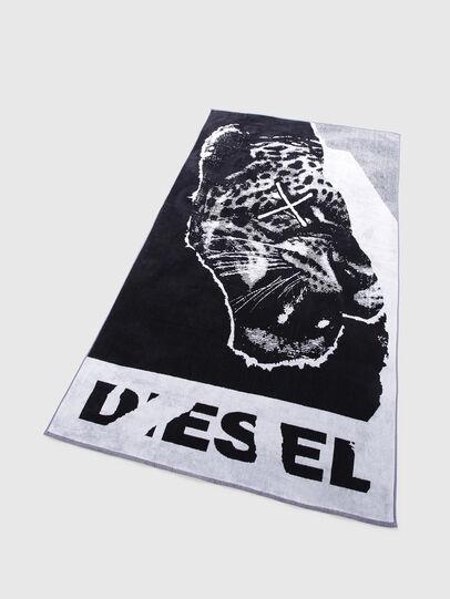 Diesel - 80527 RIPPED TIGER, Schwarz/Grau - Bath - Image 2