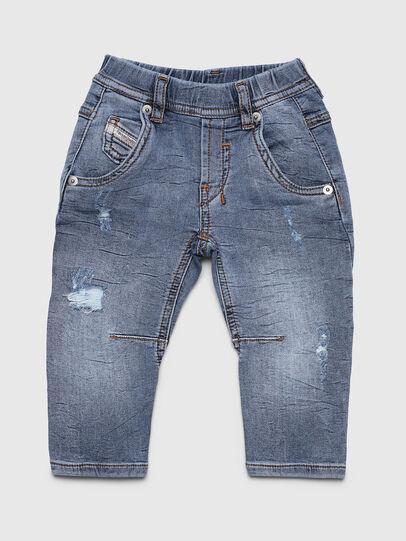 Diesel - FAYZA JOGGJEANS B-N, Hellblau - Jeans - Image 1