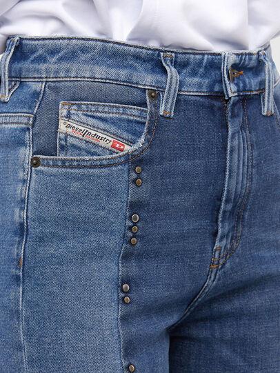 Diesel - D-Eiselle 009KP, Hellblau - Jeans - Image 4