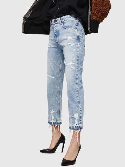 Diesel - Aryel 0078L, Hellblau - Jeans - Image 3