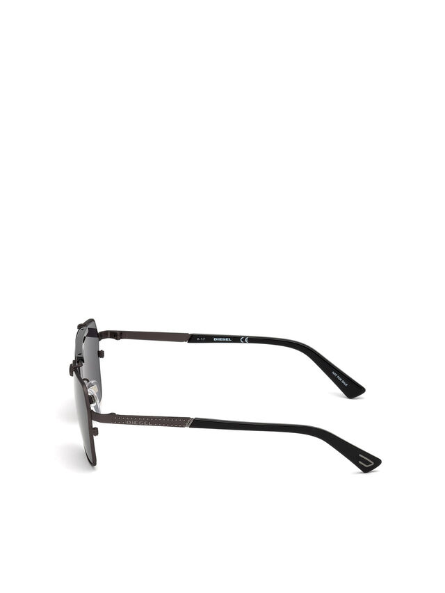 Diesel - DL0256, Schwarz - Brille - Image 3