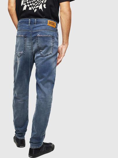 Diesel - D-Vider JoggJeans 069LW, Dunkelblau - Jeans - Image 2