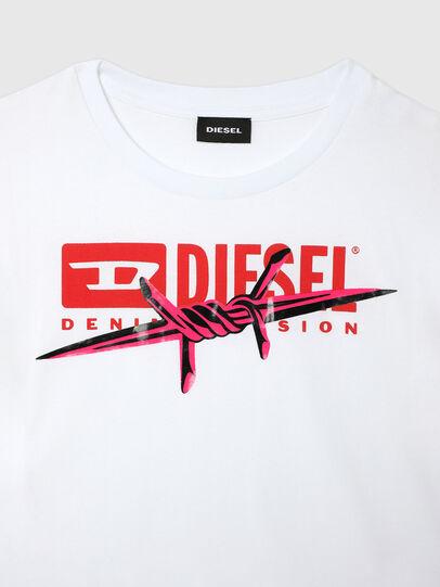 Diesel - TLISA, Weiß - T-Shirts und Tops - Image 3