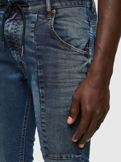 Diesel - Krooley JoggJeans® 069TX, Mittelblau - Jeans - Image 3