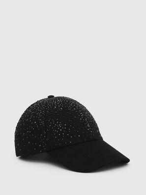 CIWAS-SW, Schwarz - Hüte und Handschuhe