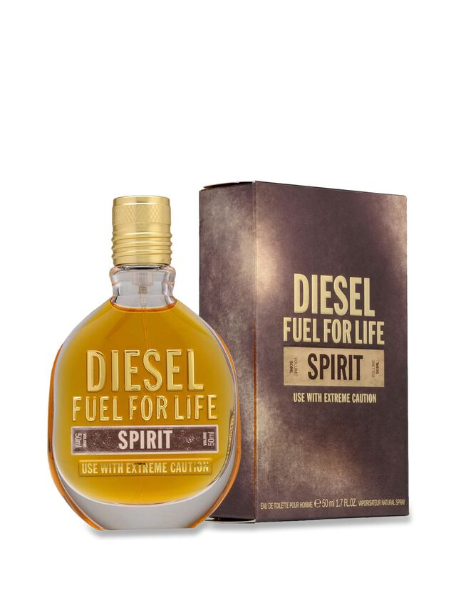Diesel - FUEL FOR LIFE SPIRIT 50ML, Generisch - Fuel For Life - Image 2