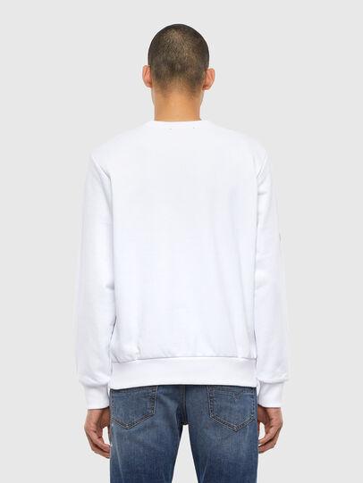 Diesel - S-GIRK-K14, Weiß - Sweatshirts - Image 2