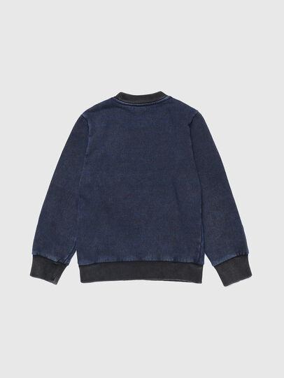 Diesel - STEXAN, Blau - Sweatshirts - Image 2