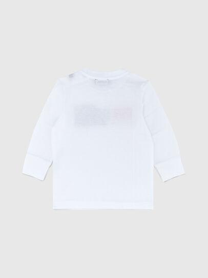 Diesel - TDIEGOCUTYB ML, Weiß - T-Shirts und Tops - Image 2