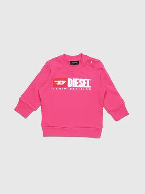 SCREWDIVISIONB, Fuchsie - Sweatshirts
