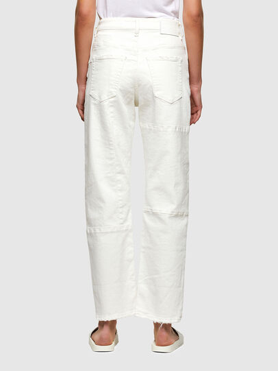 Diesel - D-Reggy 009UL, Weiß - Jeans - Image 2
