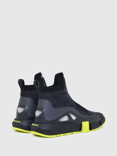 Diesel - H-PADOLA MID TREK, Schwarz - Sneakers - Image 3