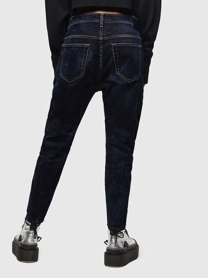 Diesel - Fayza 0091U, Dunkelblau - Jeans - Image 2