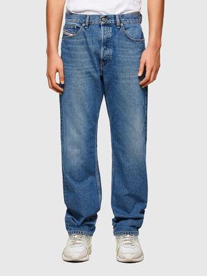 D-Macs 009MG, Mittelblau - Jeans