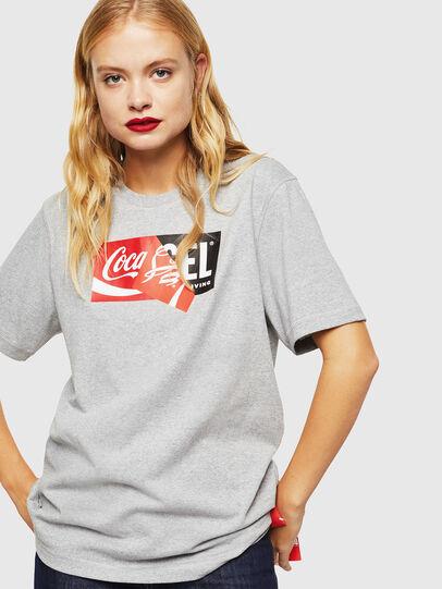 Diesel - CC-T-JUST-COLA,  - T-Shirts - Image 2