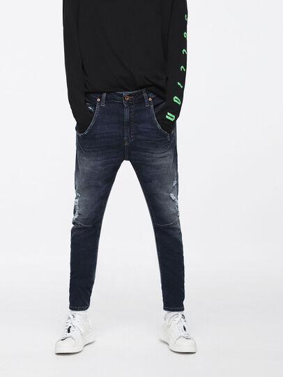 Diesel - Fayza JoggJeans 069BD, Dunkelblau - Jeans - Image 1