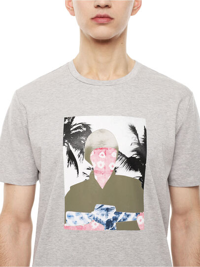 Diesel - TY-SOLDIER,  - T-Shirts - Image 3