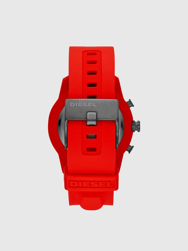 Diesel - DT1016, Rot - Smartwatches - Image 3