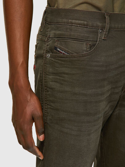 Diesel - D-Fining-Chino 0699P, Armeegrün - Jeans - Image 3