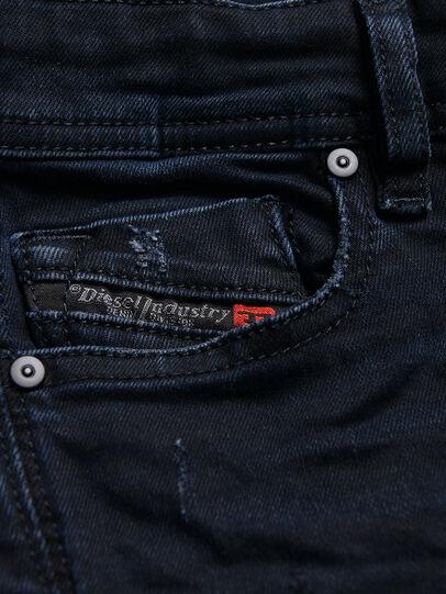 Diesel - SLEENKER-J-N, Dunkelblau - Jeans - Image 3