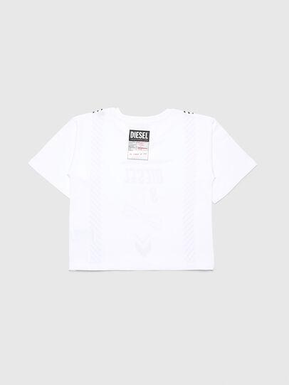 Diesel - TJTITA, Weiß - T-Shirts und Tops - Image 2