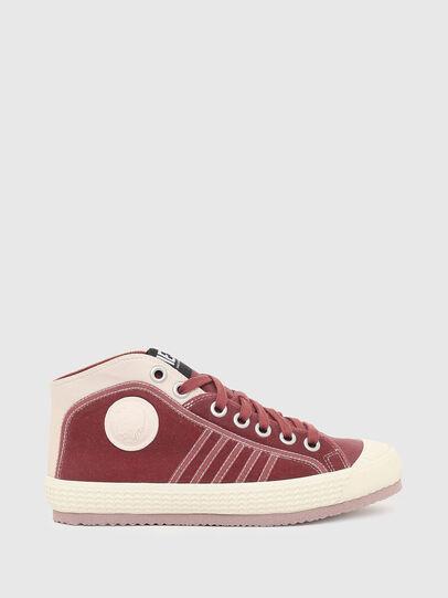 Diesel - S-YUK MC W, Rot - Sneakers - Image 1