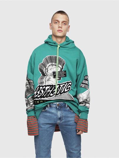 Diesel - S-JACK-YA,  - Sweatshirts - Image 1