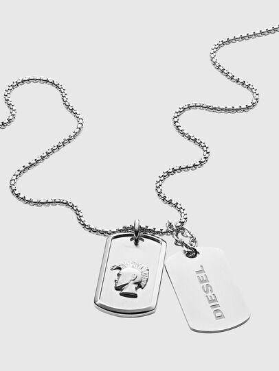 Diesel - DX1210, Silber - Halsketten - Image 2