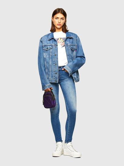 Diesel - Slandy 009QS, Hellblau - Jeans - Image 5