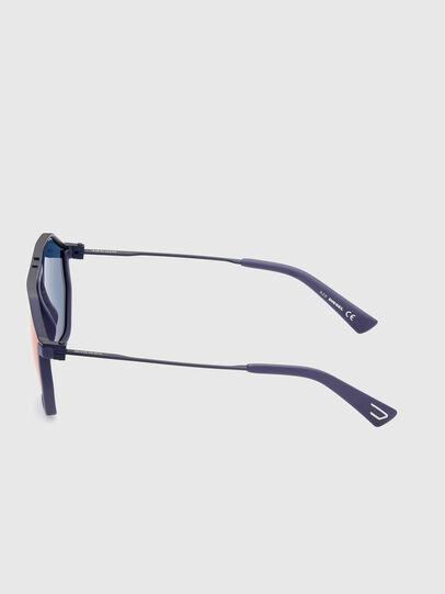Diesel - DL0346, Blau - Sonnenbrille - Image 3