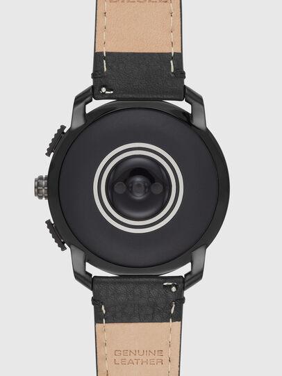 Diesel - DT2016, Schwarz/Bronze - Smartwatches - Image 4