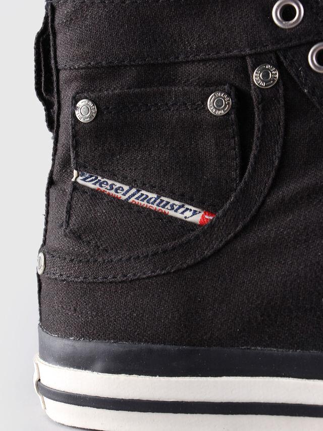Diesel - EXPOSURE, Schwarz - Sneakers - Image 5