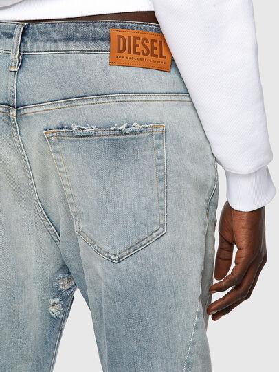 Diesel - Fayza 09A04, Hellblau - Jeans - Image 3