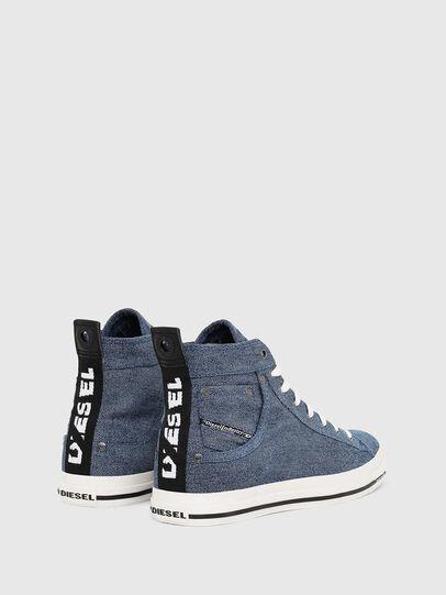 Diesel - EXPOSURE I, Jeansblau - Sneakers - Image 3