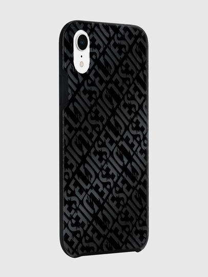 Diesel - DIESEL PRINTED CO-MOLD CASE FOR IPHONE XR, Schwarz - Schutzhüllen - Image 6