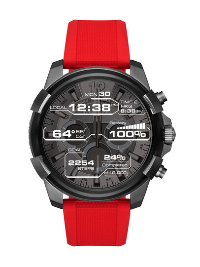 Diesel - DT2006, Rot - Smartwatches - Image 2