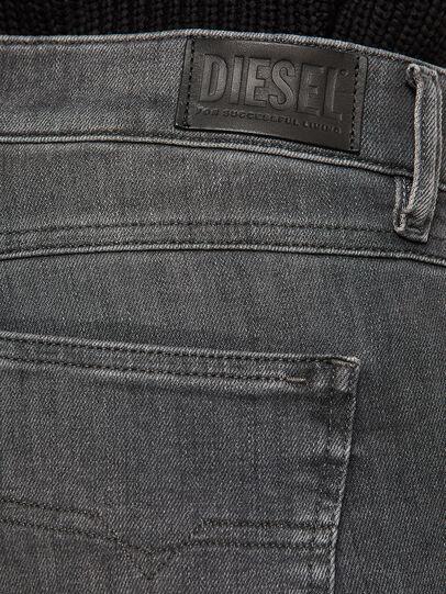 Diesel - Sandy 009FI, Schwarz/Dunkelgrau - Jeans - Image 4