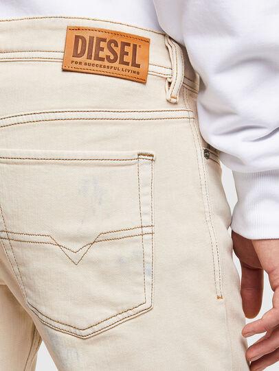 Diesel - Sleenker 009VJ, Weiß - Jeans - Image 4
