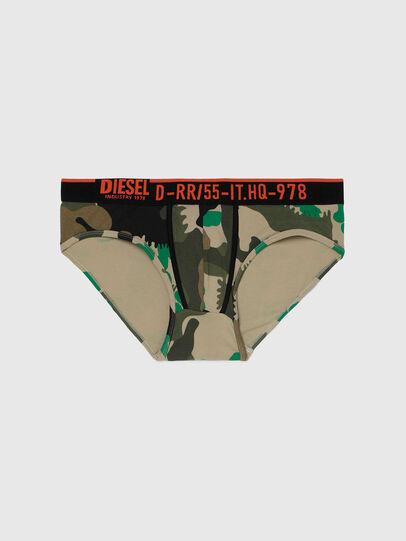 Diesel - UMBR-JACK-HEROFIT, Camouflagegrün - Slips - Image 4