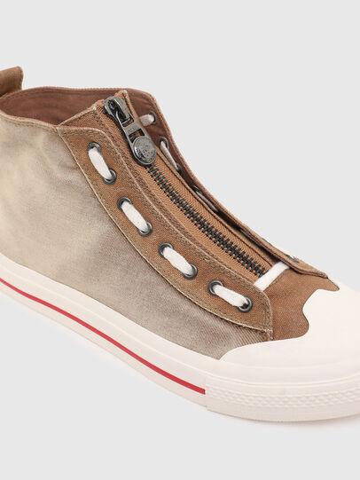 Diesel - S-ASTICO MZIP, Hellbraun - Sneakers - Image 4