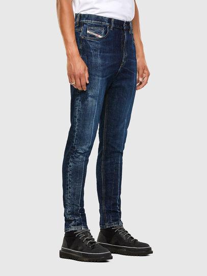 Diesel - D-Vider 0092X, Mittelblau - Jeans - Image 6