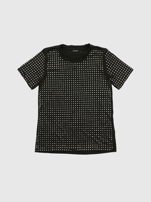 TJRATY, Schwarz - T-Shirts und Tops