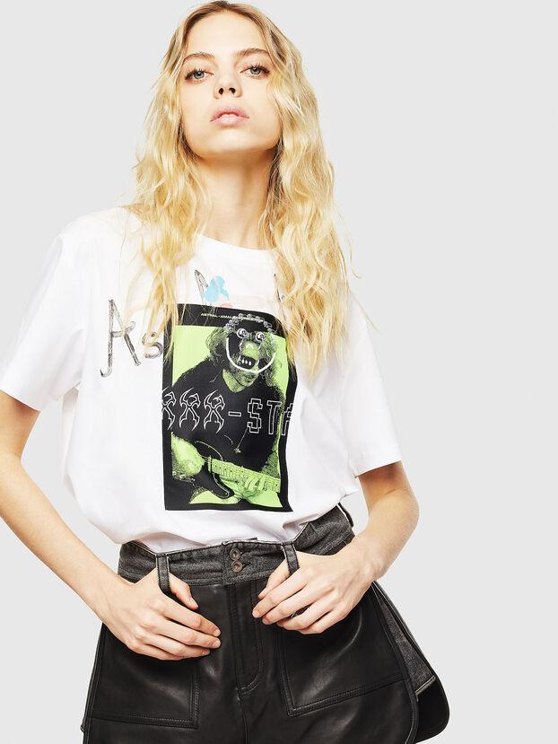 T-DARIA-Y, Weiß - T-Shirts