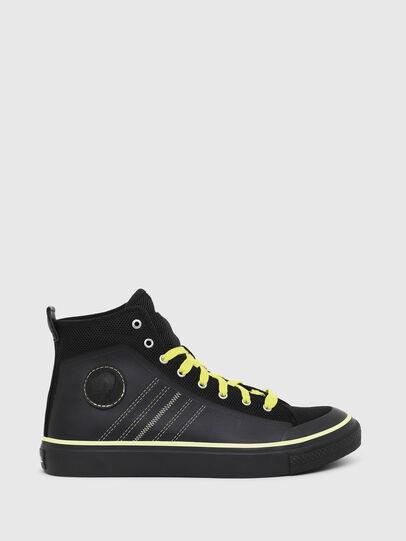 Diesel - S-ASTICO MC H, Schwarz/Gelb - Sneakers - Image 1